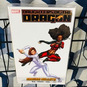 Daughters of the Dragon: Samurai Bullets TPB